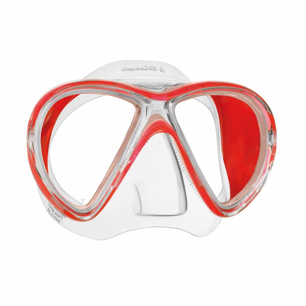 Mares X-Vu Liquidskin mask-1