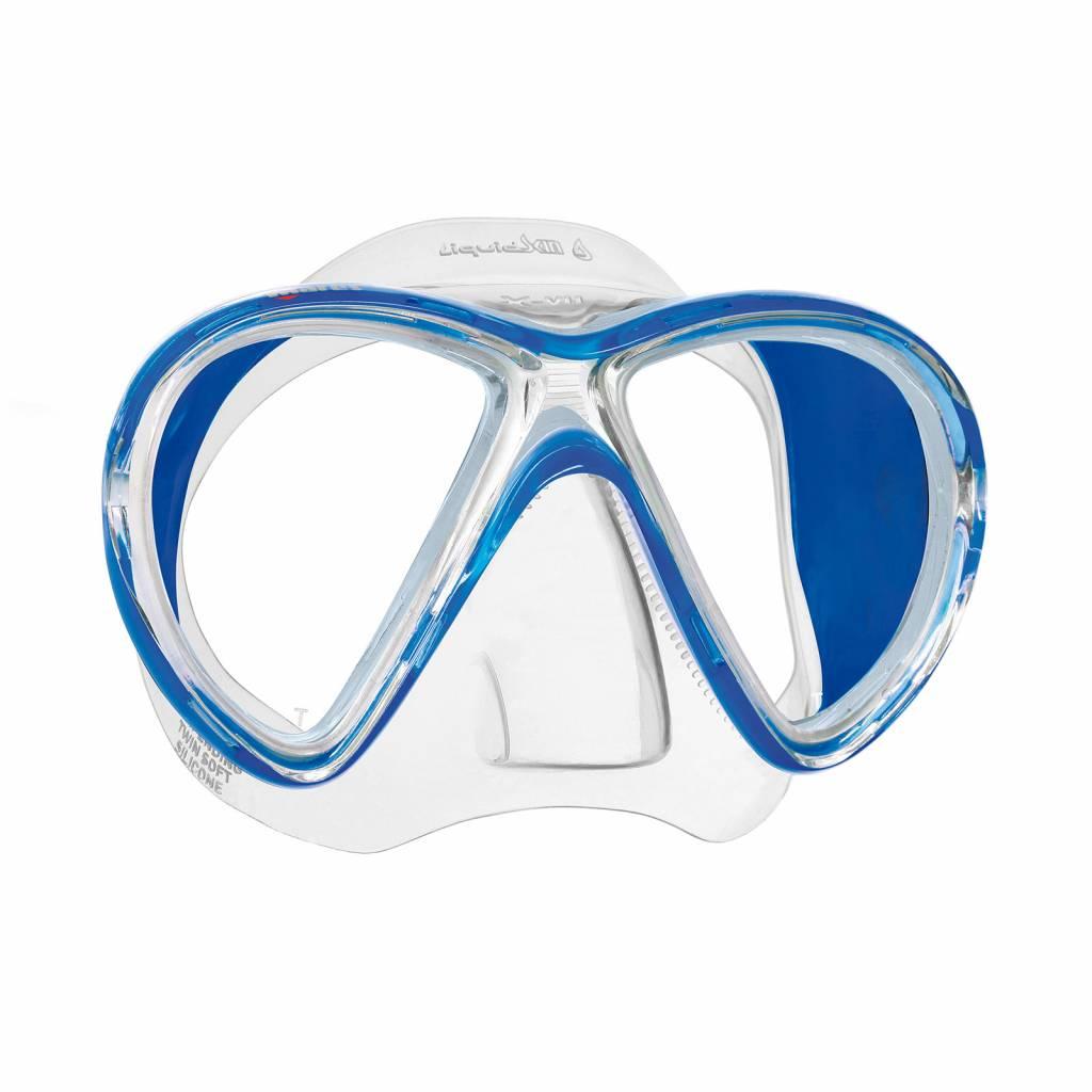 Mares X-Vu Liquidskin mask-3
