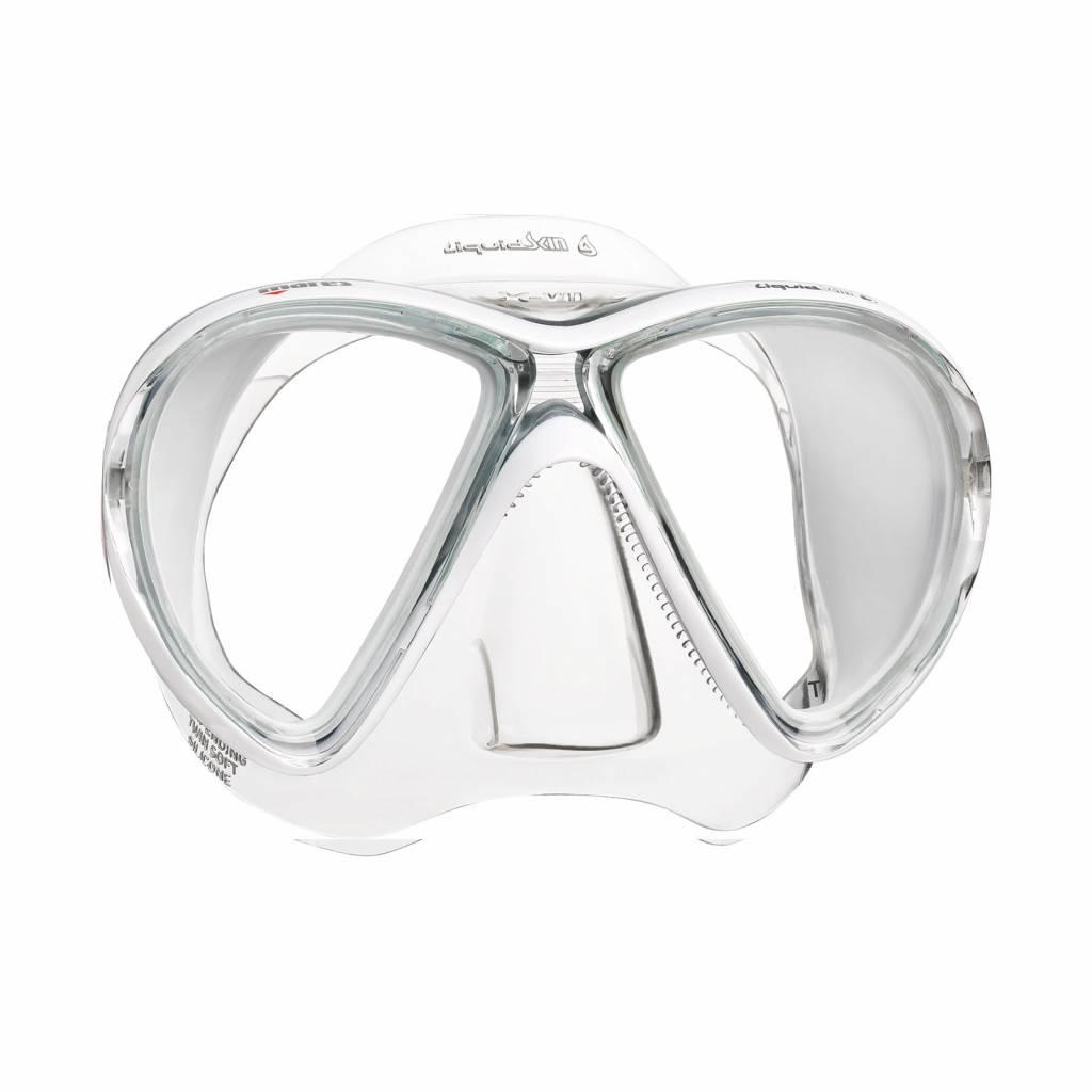 Mares X-Vu Liquidskin mask-5