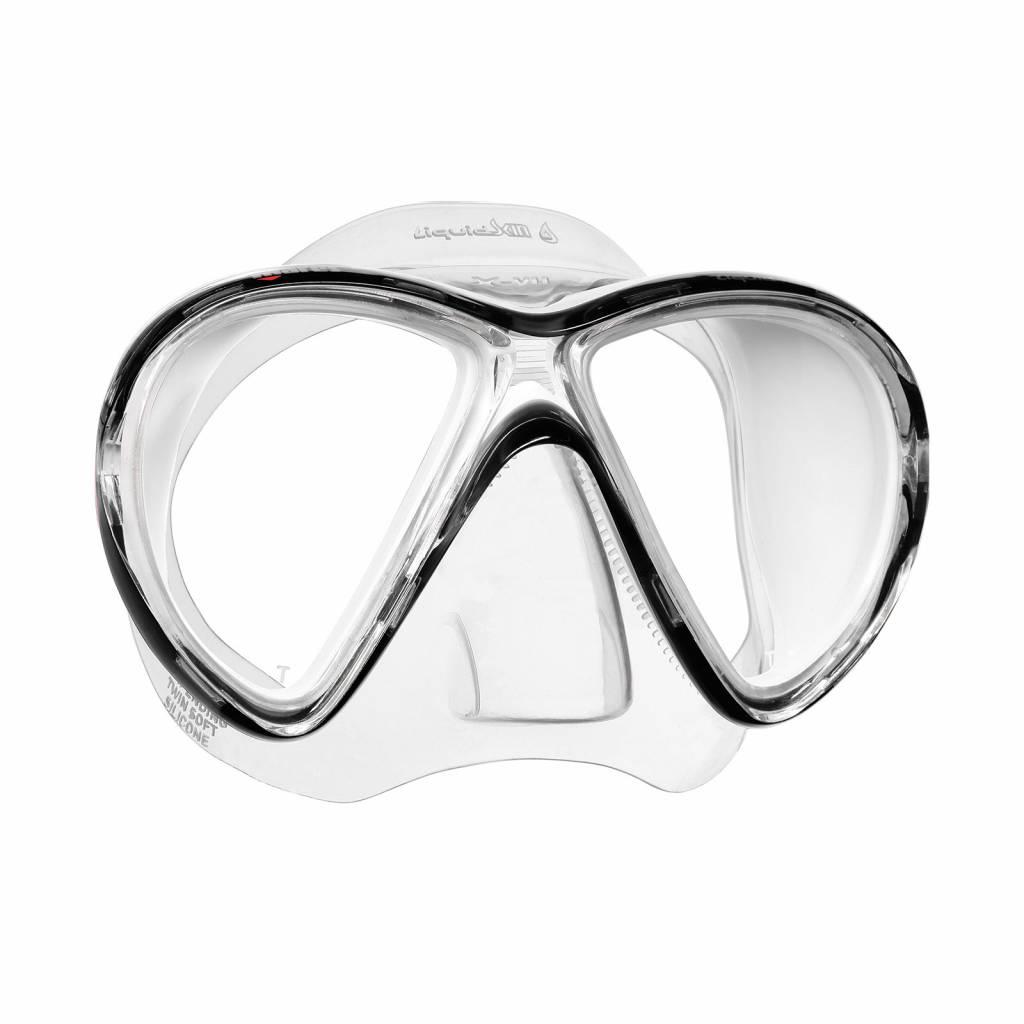 Mares X-Vu Liquidskin mask-6