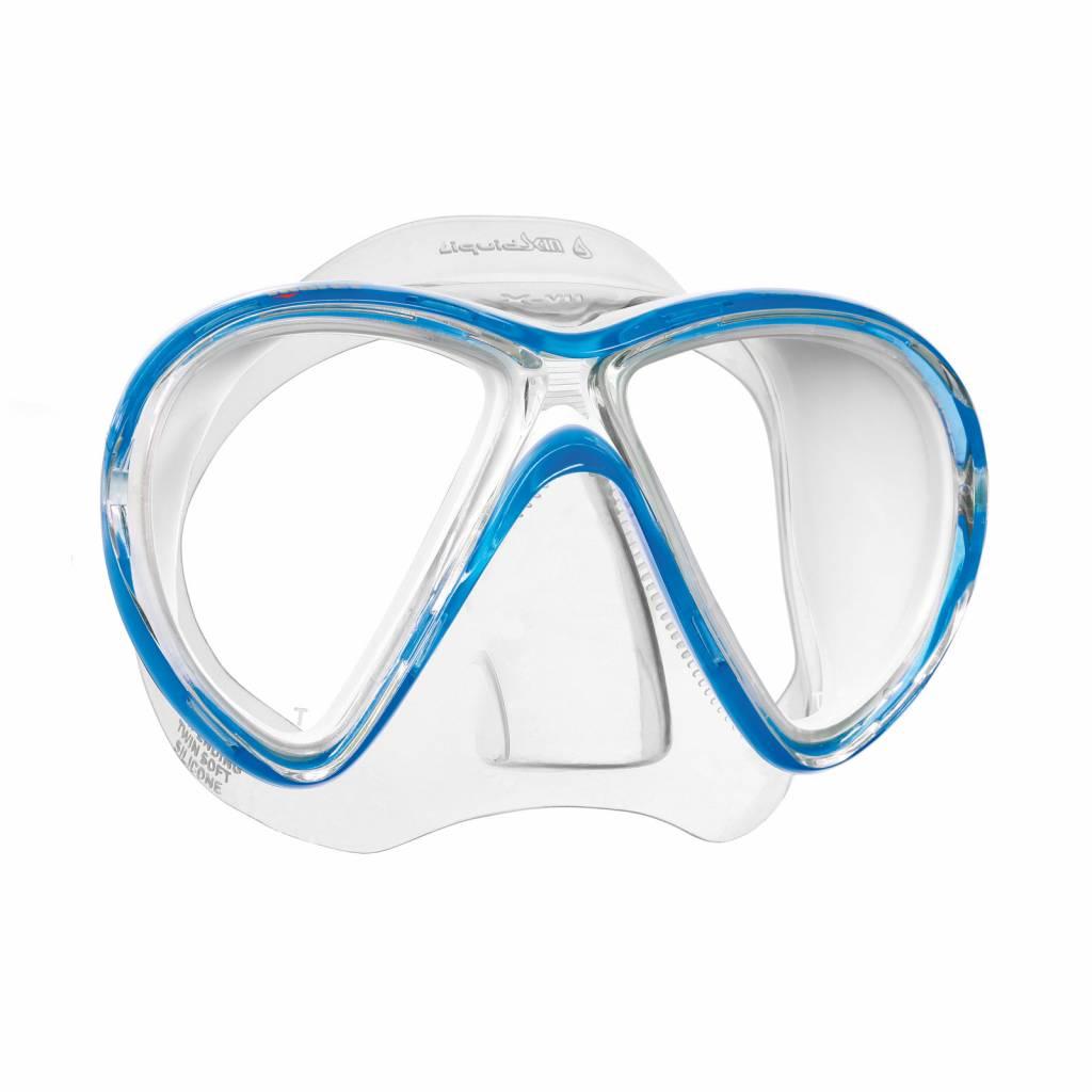 Mares X-Vu Liquidskin mask-7