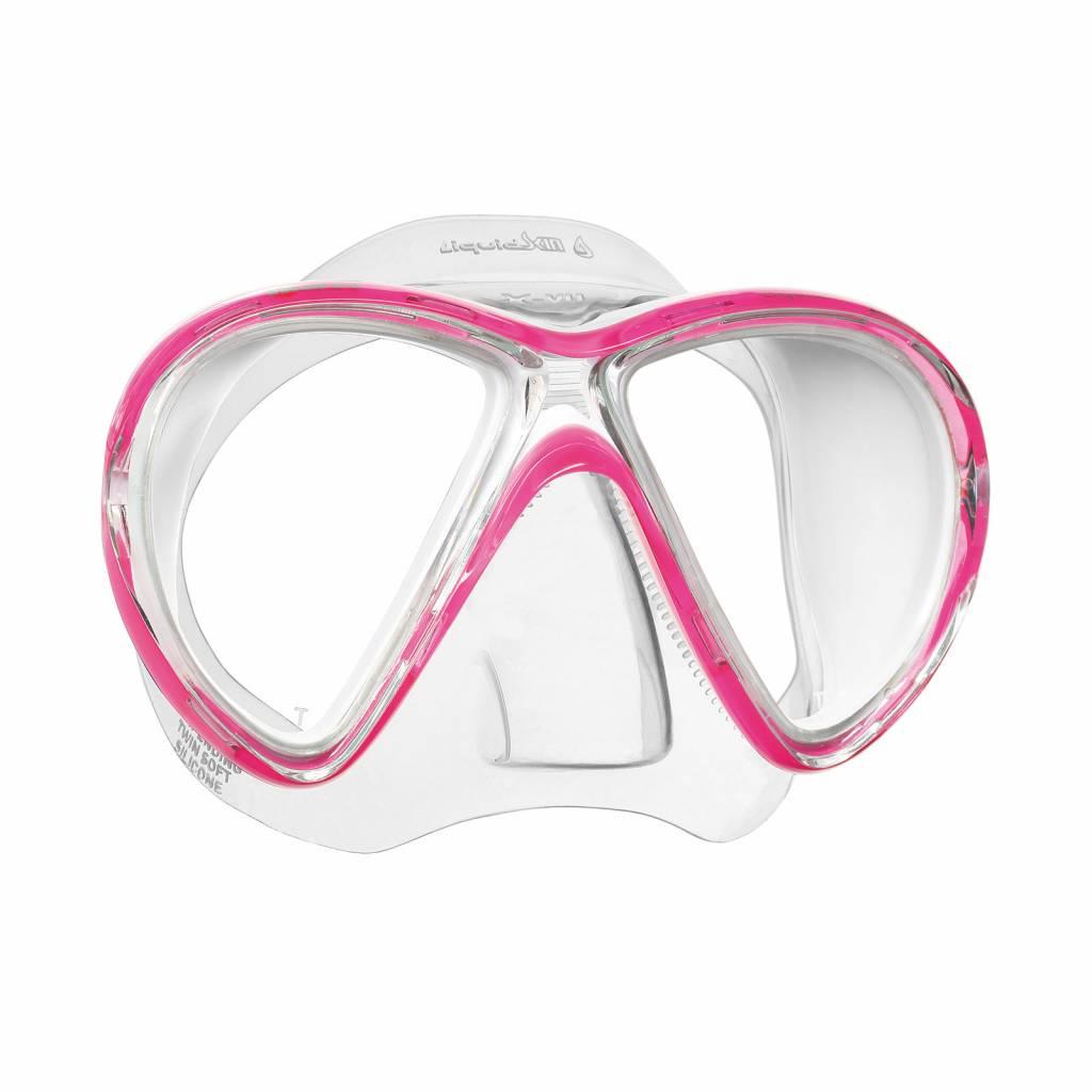 Mares X-Vu Liquidskin mask-8