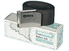 Mares Weight Belt with stainless steel buckle-2