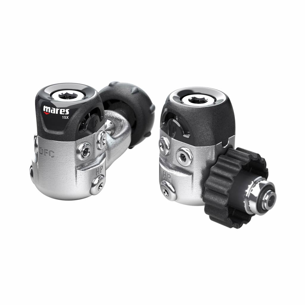 Mares Rover 15X DIN regulator (first and second stage)-2