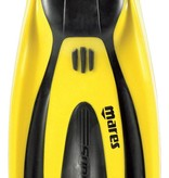 Mares Mares Superchannel over heel fins with clip straps
