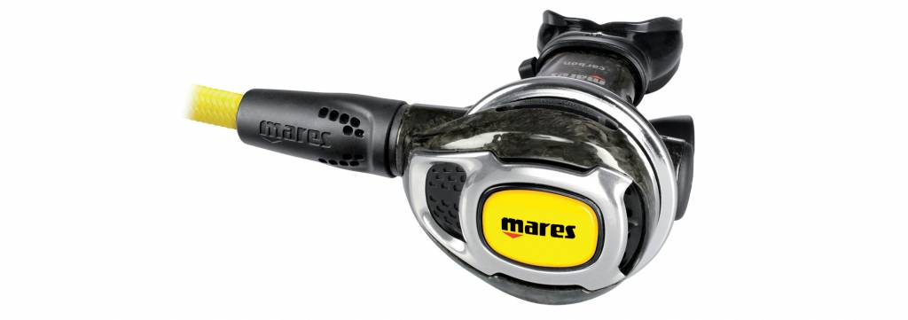 Mares Mares Carbon 52x DIN regulator with FREE octopus