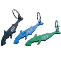 Shark shaped key ring