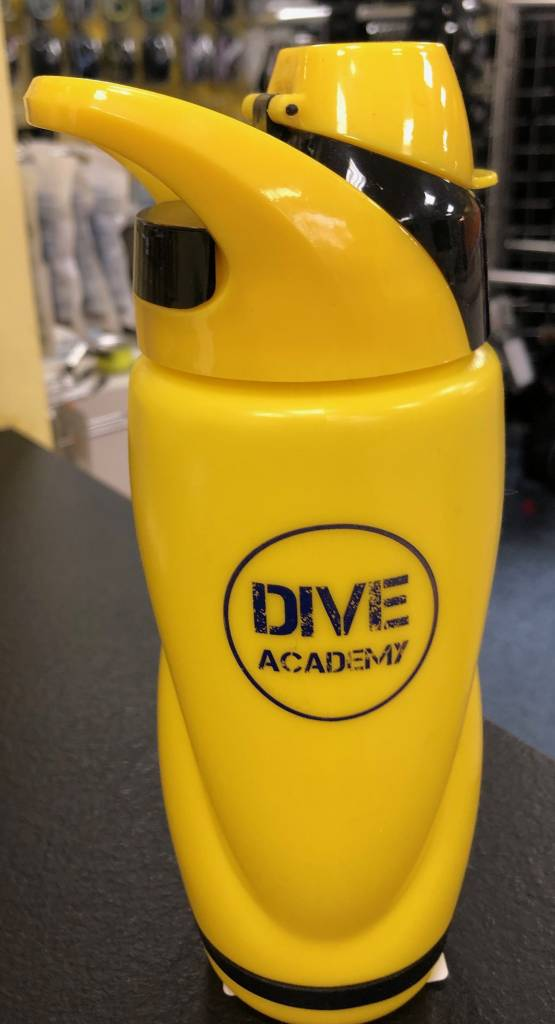 Dive Academy re-useable water bottle-1