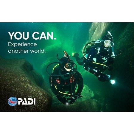 PADI PADI Open Water Diver Gift Card