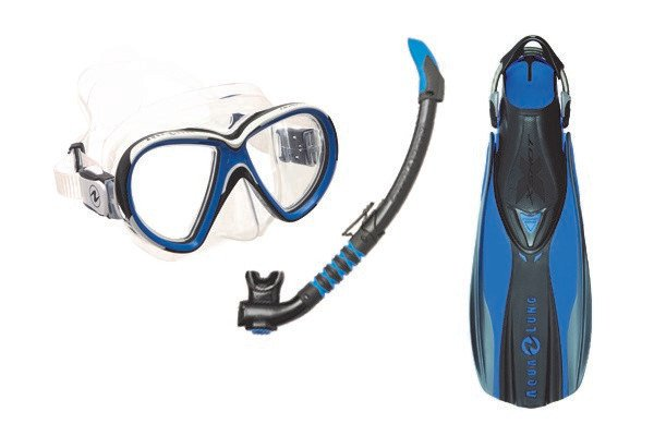 Aqua Lung Snorkelling Pack Gift Card-1