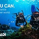 PADI PADI Open Water Diver Gift Card - Part 1 (theory and pool) only