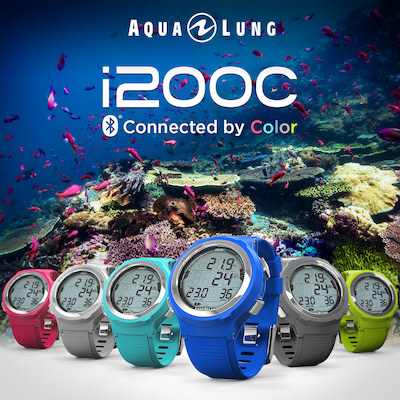 Aqua Lung i200c
