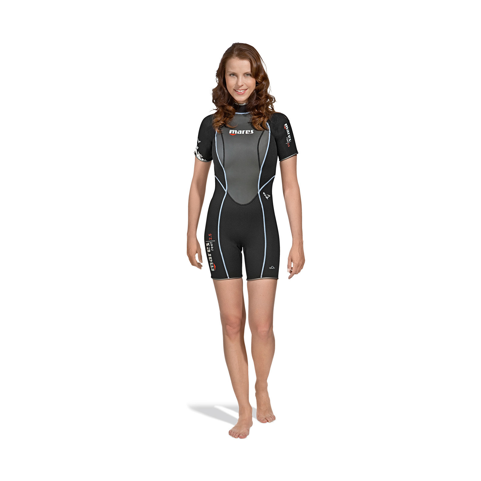Mares Reef 2.5mm She Dives shorty wetsuit-3