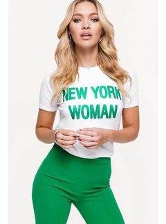 Armani New York woman - IT-shirt