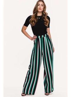 Paint on a stripe - Pantalon