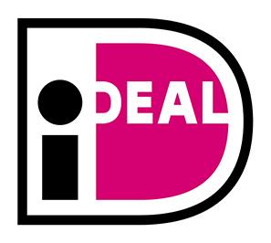 Veilig en gemakkelijk betalen via iDeal