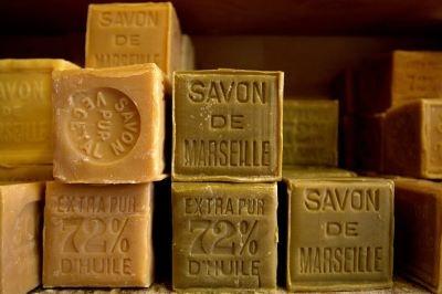 Savon de Marseille zeep