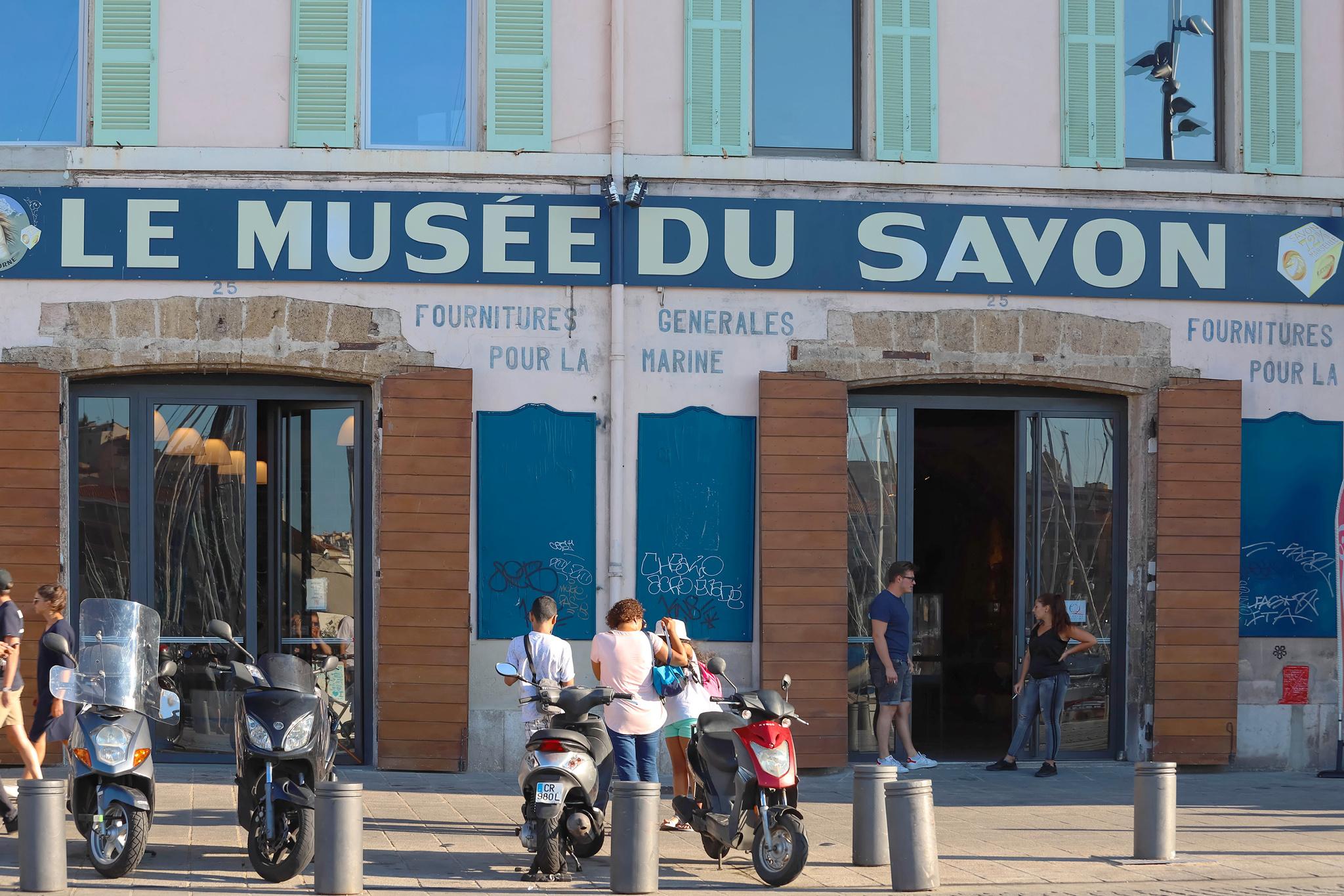 Waar koop ik Marseille zeep of Savon de Marseille?