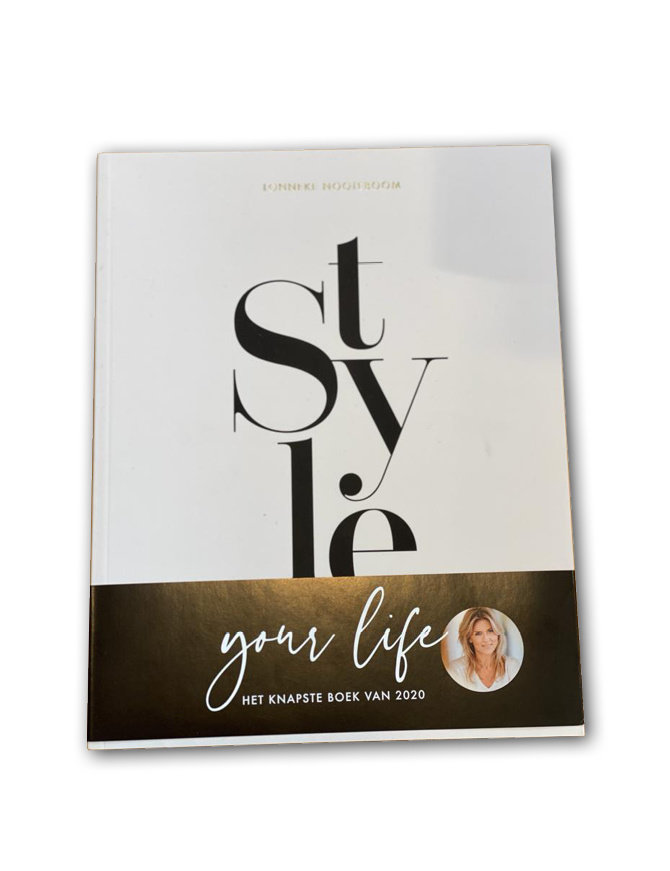 Lonneke Nooteboom - Style your Life - Boek