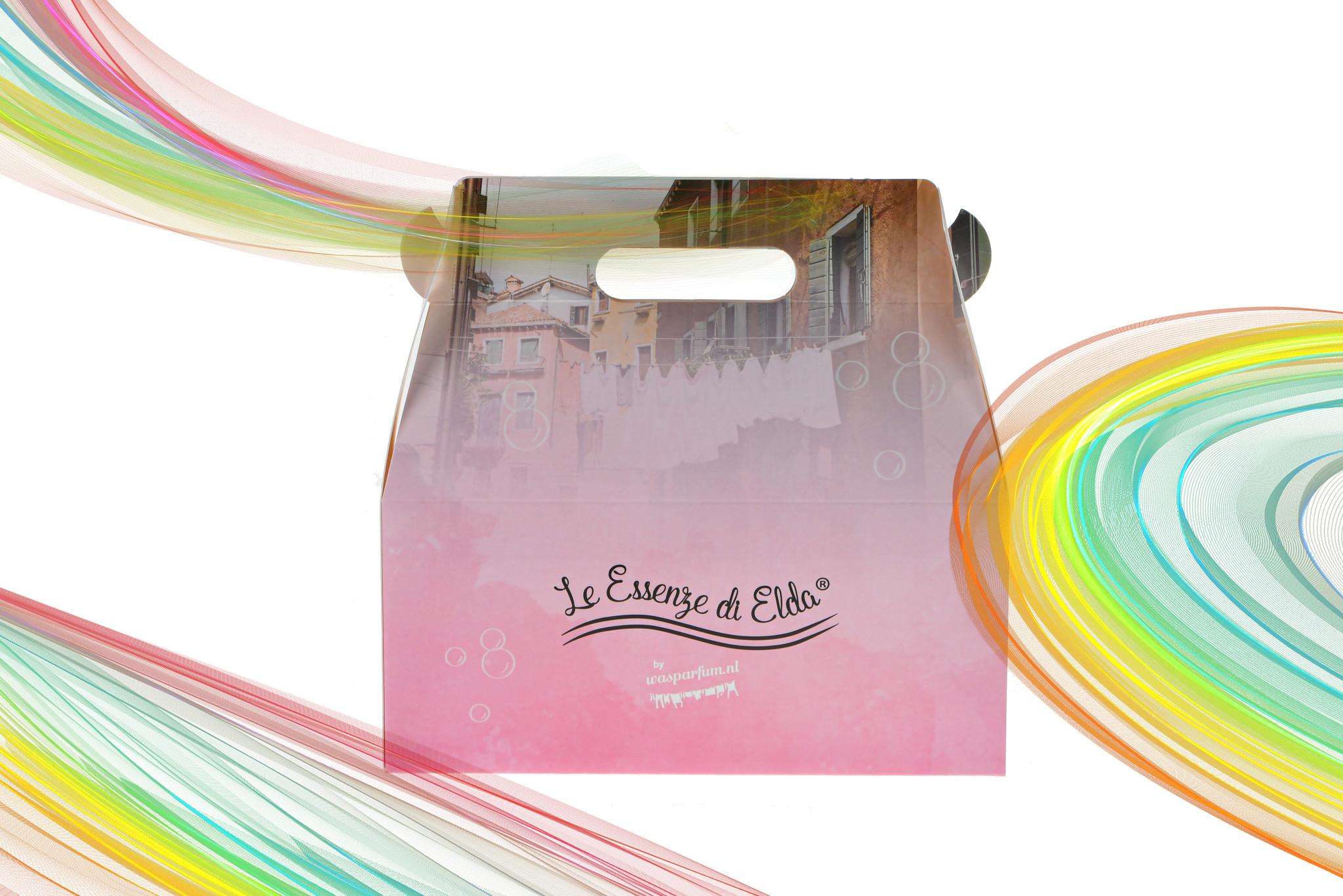 ELDA wasparfum geuren proefpakket