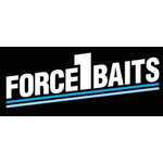 FORCE 1 BAITS OCEAN MIX SALMON - CRAB & HERRING 700 GRAM