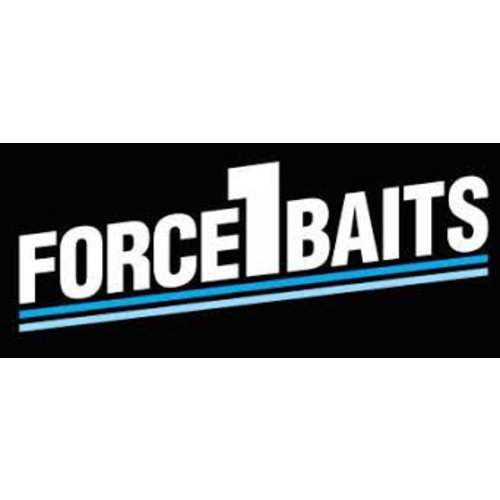 FORCE 1 BAITS MINI HOOK BOILIES MATCH EXPERT CHEESE BARBEL RING 10 MM 100 GRAM