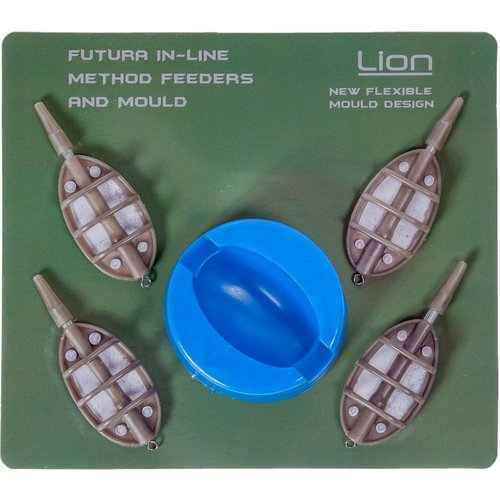 LION SPORTS FUTURA METHOD FEEDER SET