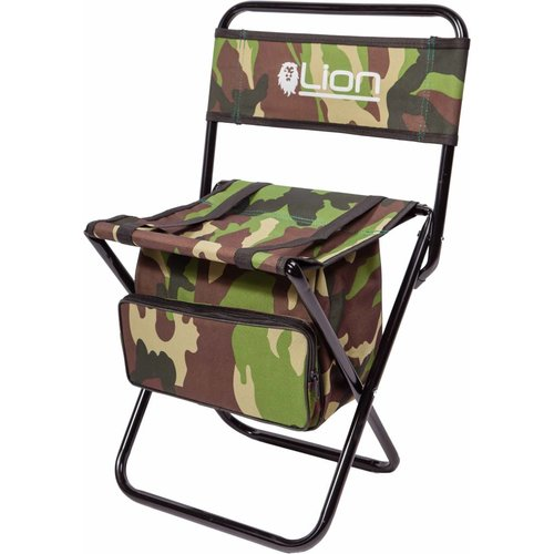 LION SPORTS CHAIR CAMOU RUGLEUNING + TAS