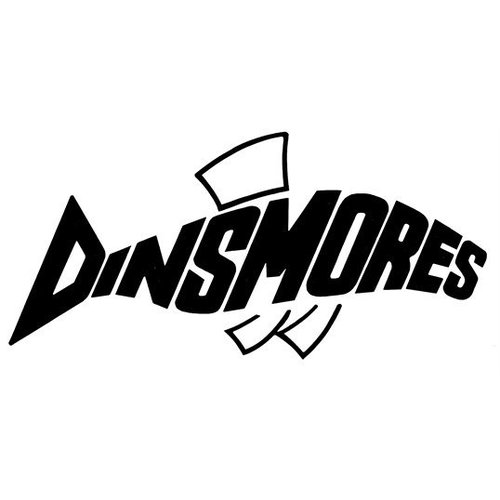 DINSMORES 5 COMPARTMENTS SQUARE