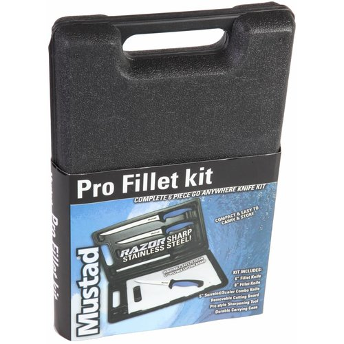 MUSTAD PRO FILLET KIT 6 IN 1