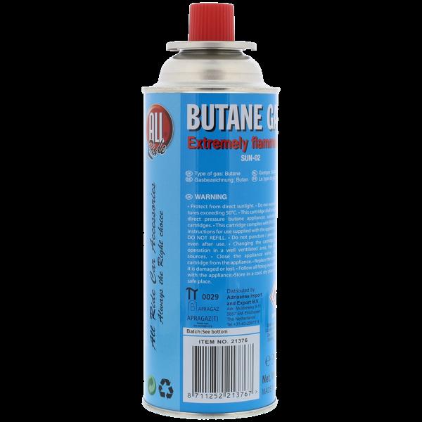 ALLRIDE BUTANE GAS 227 GRAM