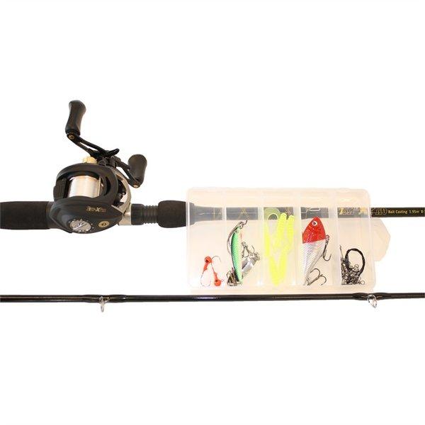 FISH-XPRO BAITCASTING COMBO 1.95M