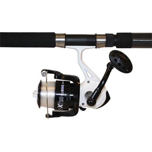 FISH-XPRO BOAT SET 100 > 300 GRAM 210 CM 2 DELIG