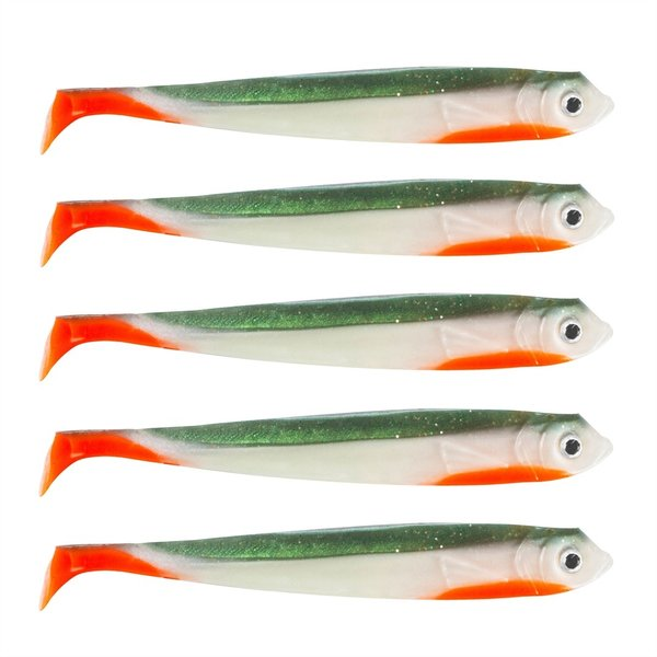 ROY FISHER'S DER ZANDER GUMMIFISCH 12 CM UV P/5