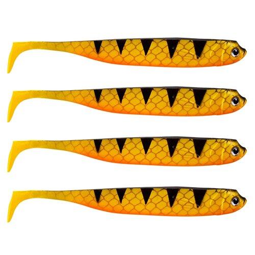 ROY FISHER'S DER ZANDER GUMMIFISCH 15 CM UV P/4