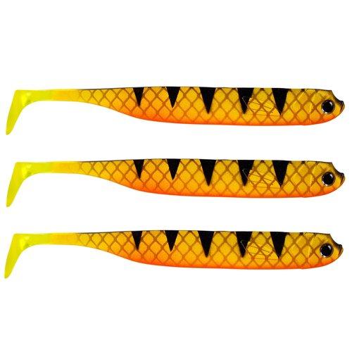 ROY FISHER'S DER ZANDER GUMMIFISCH 20 CM UV P/3