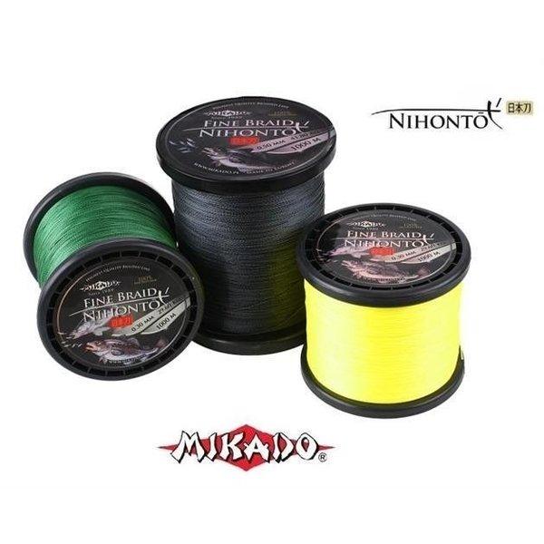 MIKADO NIHONTO FINE BRAID 4 STRAND ROUND BRAID P/M