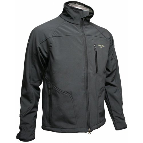 MULTEX SOFTSHELL JACK BLUE SKY ANTRACIET