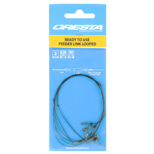 CRESTA READY TO USE FEEDER LINK LOOPED P/2