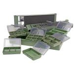 C-TEC CARP TACKLE BOX SYSTEM 35 X 19 X 5.5 CM