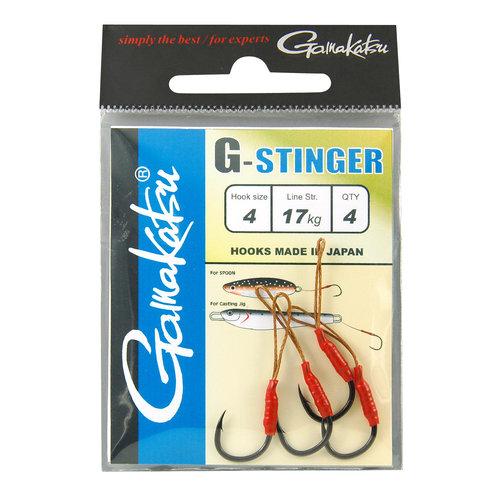 GAMAKATSU HOOK G-STINGER P/4