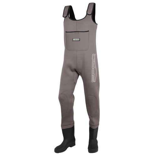 SPRO NEOPRENE WADERS 4 MM PVC BOOTS