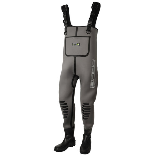 SPRO NEOPRENE CHEST WADER 5 MM RUBBER BOOTS