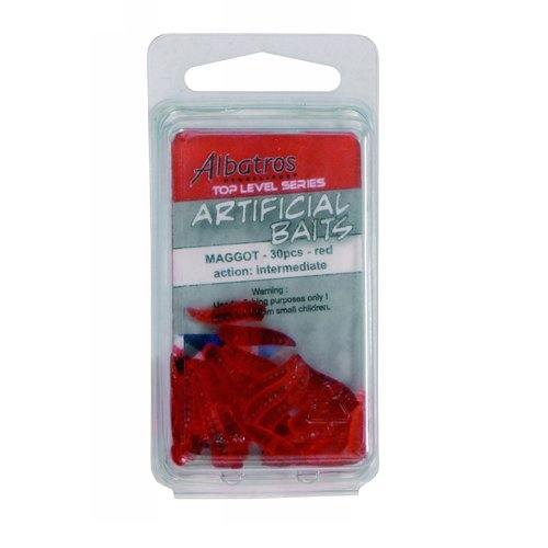 ALBATROS ARTIFICIAL MAGGOT P/30