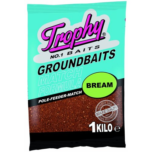 TROPHY NO.1 BAITS GROUNDBAIT 1 KG