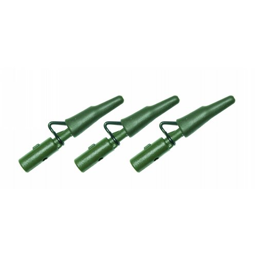 RIGSOLUTIONS HQ LEAD CLIPS MEDIUM OLIVE GREEN P/5