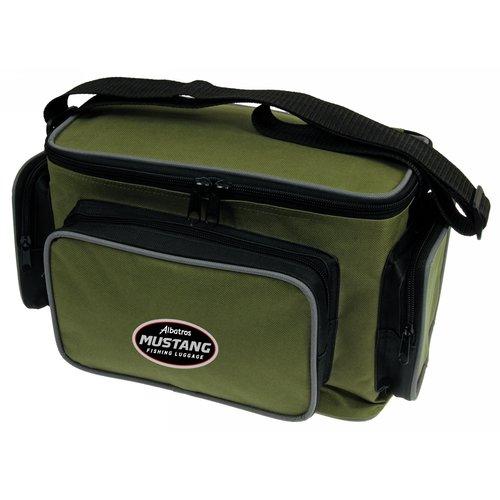 ALBATROS MUSTANG TACKLE BOX BAG 35 X 19 X 19 CM