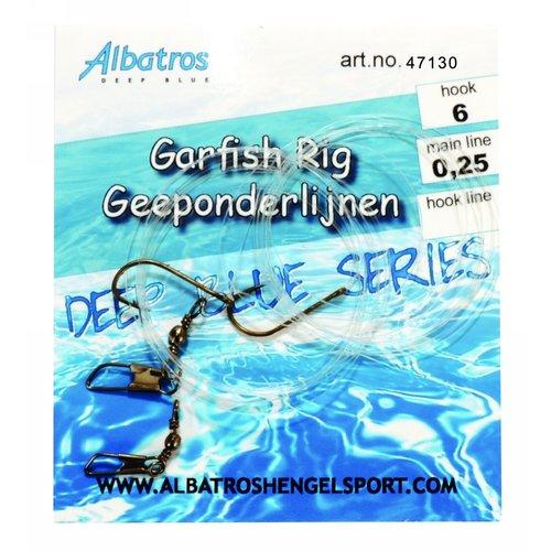 ALBATROS GARFISH / GEEPRIG 2 HAAKS #6