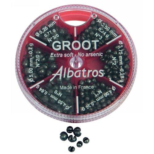 ALBATROS DISTRIBUTEUR ORANJE GROOT 100 GRAM