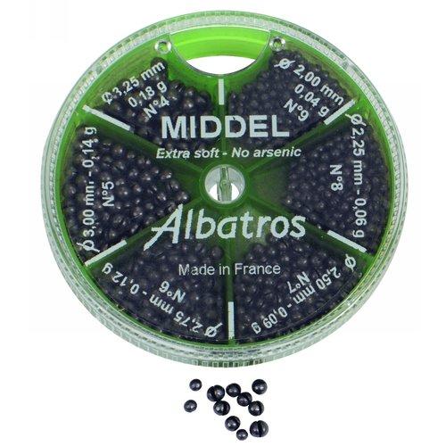 ALBATROS DISTRIBUTEUR MIDDEL 100 GRAM